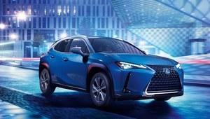 """Lexus UX 300e - pierwszy """"elektryk"""" marki"""