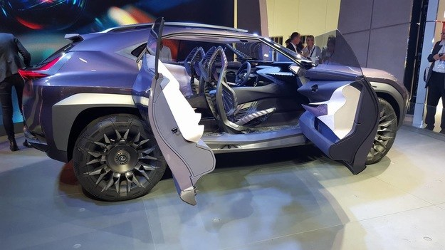 Lexus UX concept /INTERIA.PL