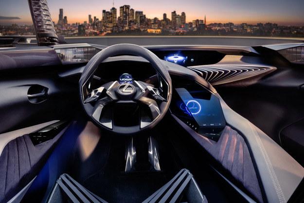 Lexus UX concept /Lexus