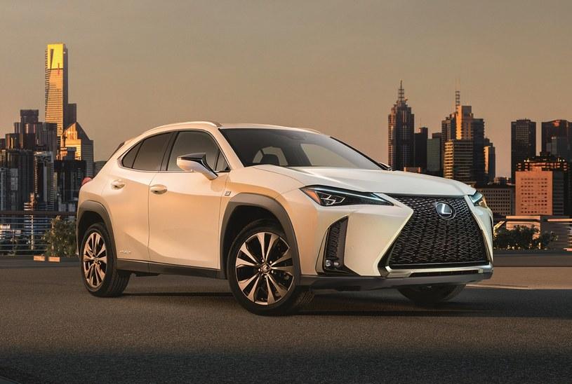 Lexus UX /