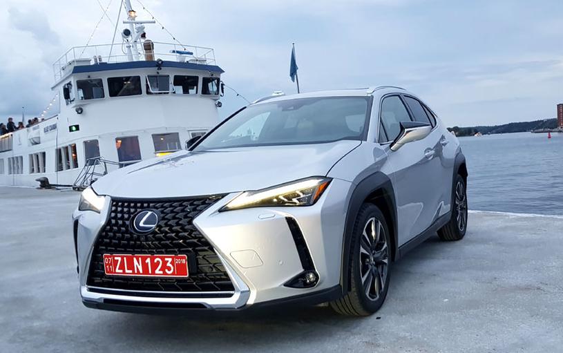 Lexus UX /INTERIA.PL