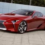 Lexus w Detroit - historia przełomowych premier