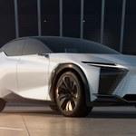 Lexus zapowiada elektryczne nowości