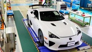 Lexusy nie z Chin