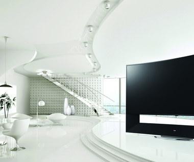 LG 105UC9V - najdroższy telewizor w Polsce