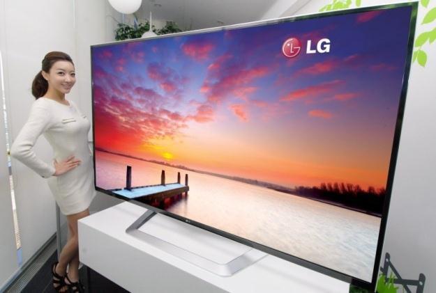 LG 4K to nowa jakość na rynku telewizorów 3D /materiały prasowe