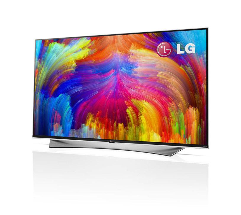 LG 4K ULTRA HD z Quantum Dot oferują szeroką paletę barw i lepsze nasycenie kolorów /materiały prasowe