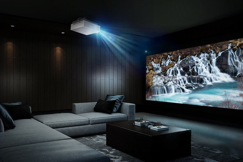 LG CineBeam 4K UHD Laser /materiały prasowe