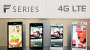 LG debiutuje z serią telefonów Optimus F