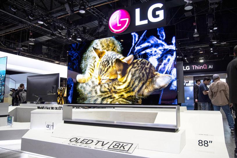 LG Electronics OLED 8K (model 88Z9) /materiały prasowe