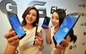 LG G Flex w sprzedaży na całym świecie?