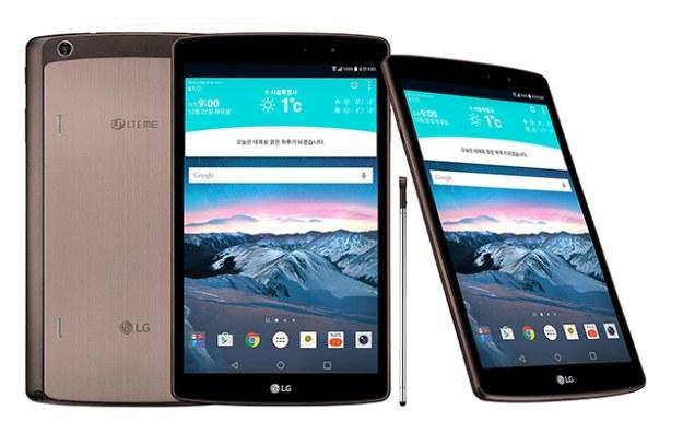LG G Pad II 8.3 LTE /materiały prasowe