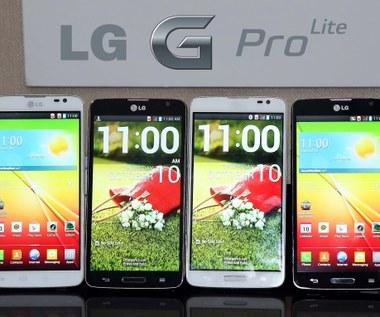 LG G Pro Lite - potężny smartfon za rozsądną cenę