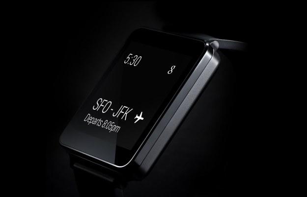 LG G Watch /materiały prasowe