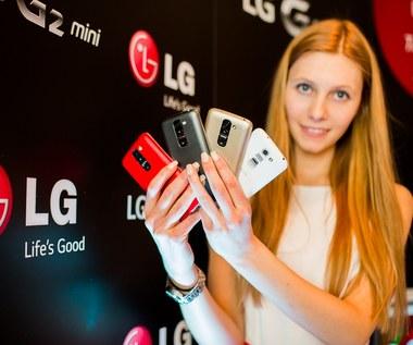 LG G2 mini - mniejsza i tańsza wersja LG G2