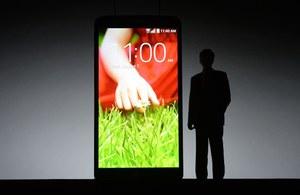 LG G3 z ekranem QHD i plastikową obudową?
