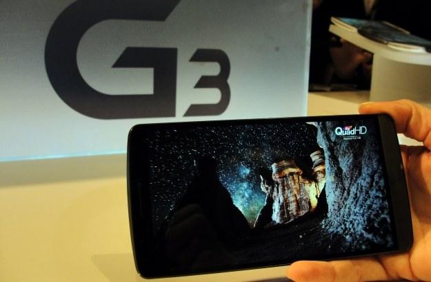 LG G3 /AFP