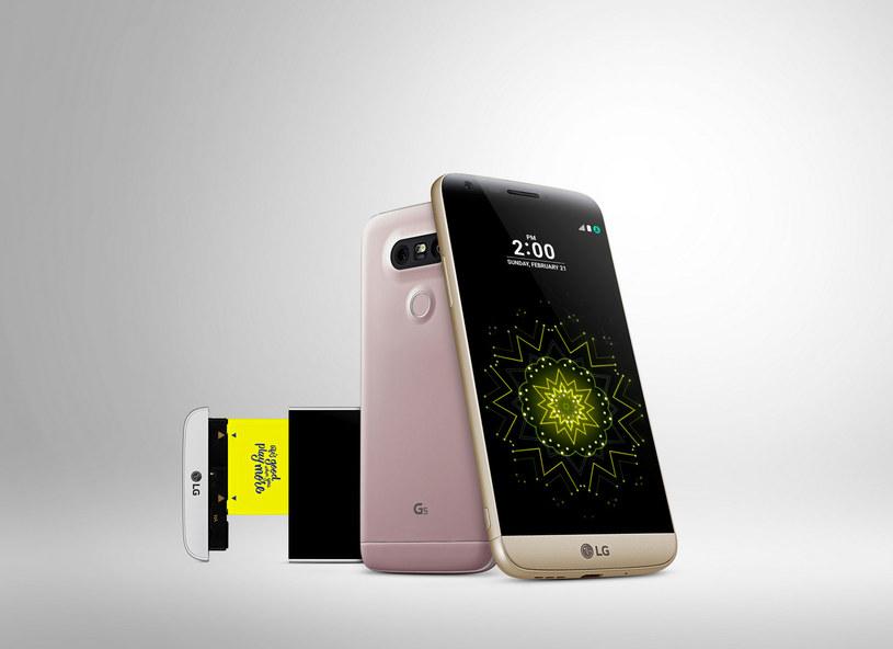 LG G5 to bardzo dobry smartfon dla wszystkich miłośników fotografii /materiały prasowe