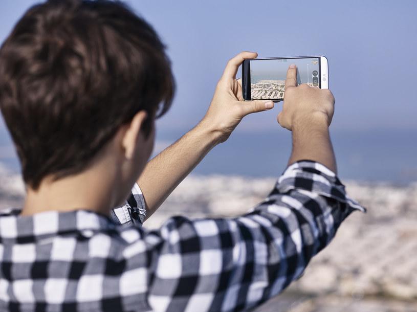 LG G5 to świetny smartfon fotograficzny /materiały prasowe