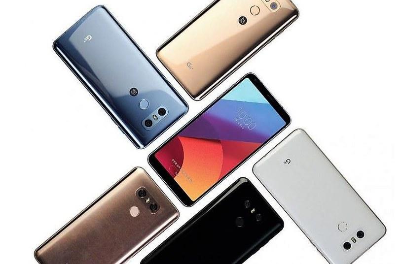 LG G6+ nie trafi do Polski /materiały prasowe