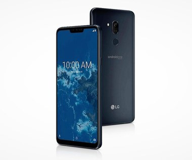 LG G7 One z Androidem 9 Pie