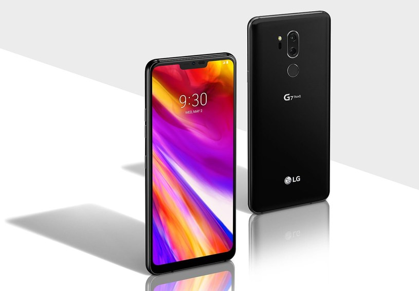 LG G7 ThinQ /materiały prasowe