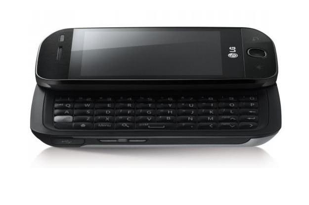 LG GW620 - smartfon wyraźnie internetowy. Niczym się nie wyróżnia, ale nie ma w tym nic złego /materiały prasowe