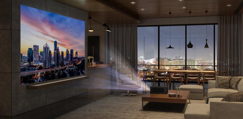 LG Home Cinema HU80KSW /materiały prasowe