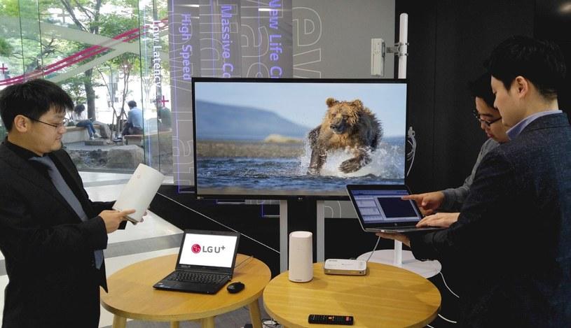 LG i Huawei - partnerstwo na rzecz szerokopasmowego Ultra HD /materiały prasowe
