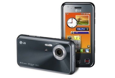 LG KC910 (Renoir) - jeden z pierwszych telefonów z 8 Mpix /Twoja Komórka