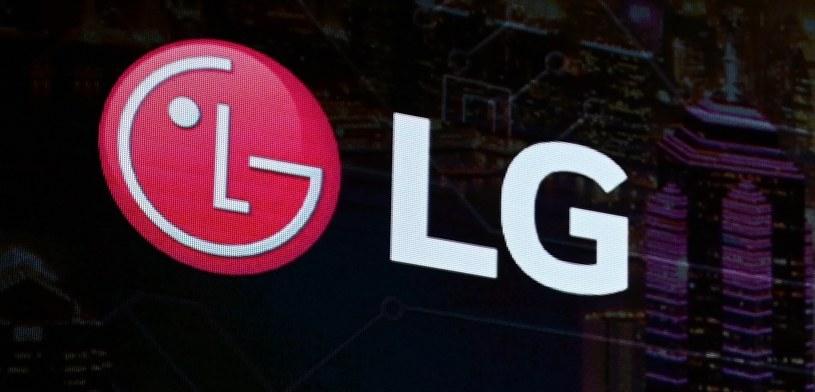 LG - logo /AFP