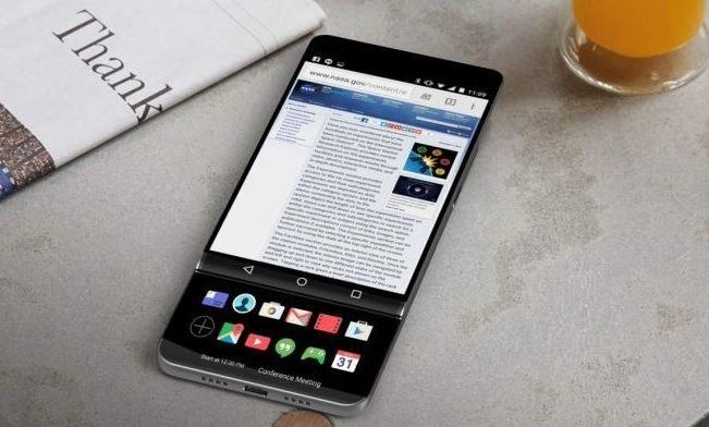 LG lubi eksperymentować ze smartfonami /Twitter /Internet