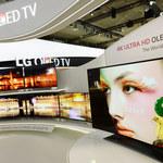 LG ma największy telewizor Ultra High Definition OLED TV świata