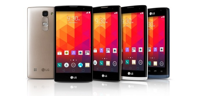 LG Magna, Spirit, Leon oraz Joy /materiały prasowe