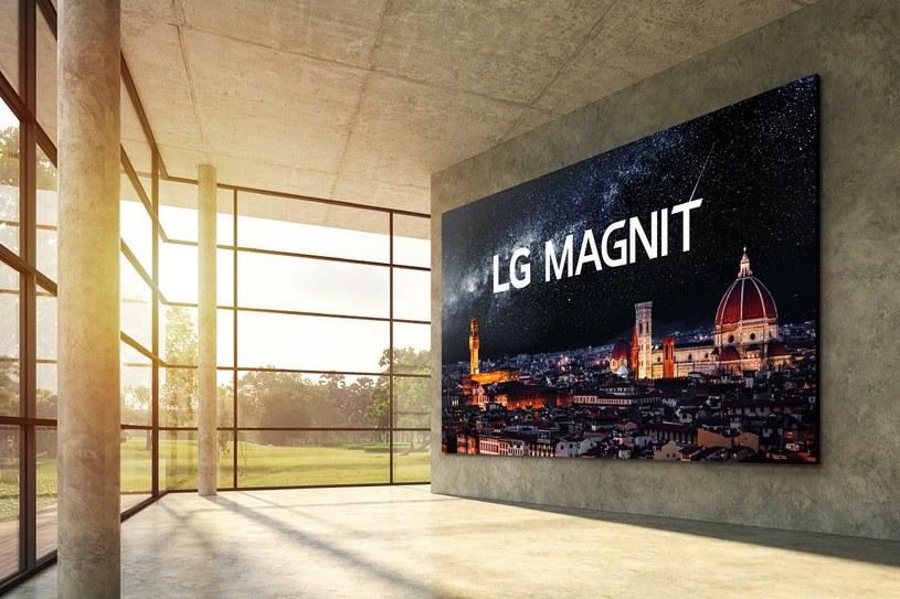 LG Magnit /materiały prasowe