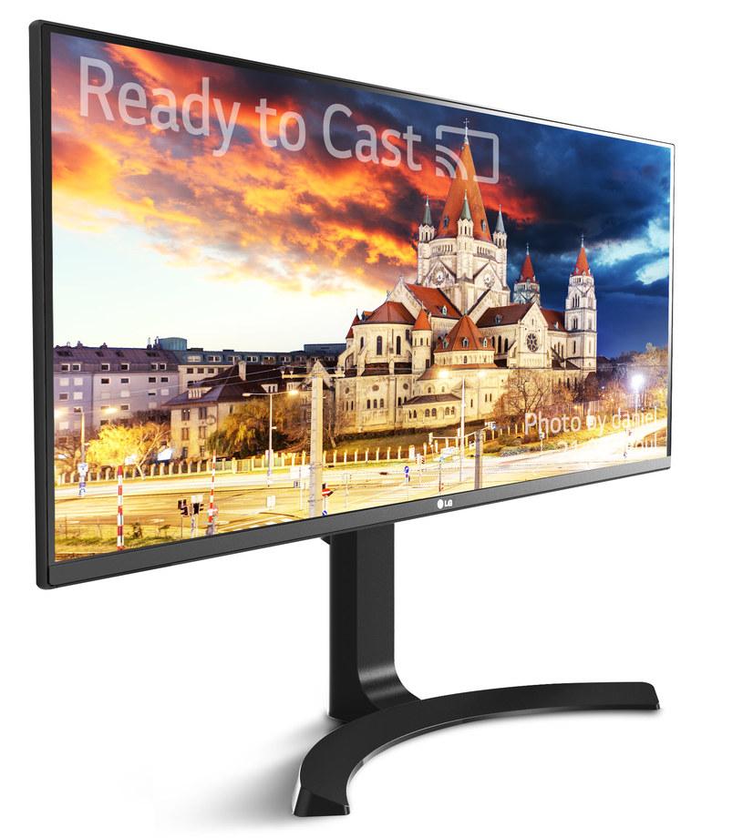 LG Monitor 34UM79 /materiały prasowe