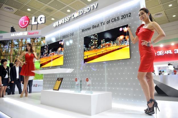 LG może stać się monopolistą na rynku wyświetlaczy OLED /AFP