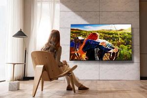 LG NanoCell 2020 - domowa sala kinowa