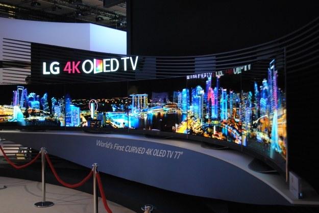 LG OLED 4K /INTERIA.PL