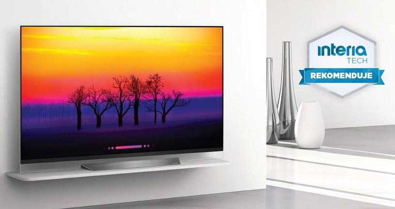 LG OLED 55 E8  otrzymuje rekomendację serwisu Nowe Technologie Interia /materiały prasowe