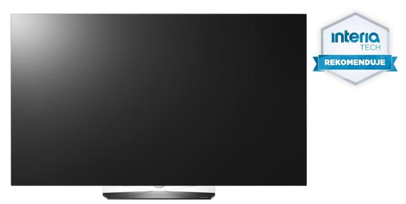 LG OLED 55B6V otrzymuje REKOMENDACJĘ serwisu Nowe Technologie Interia /INTERIA.PL