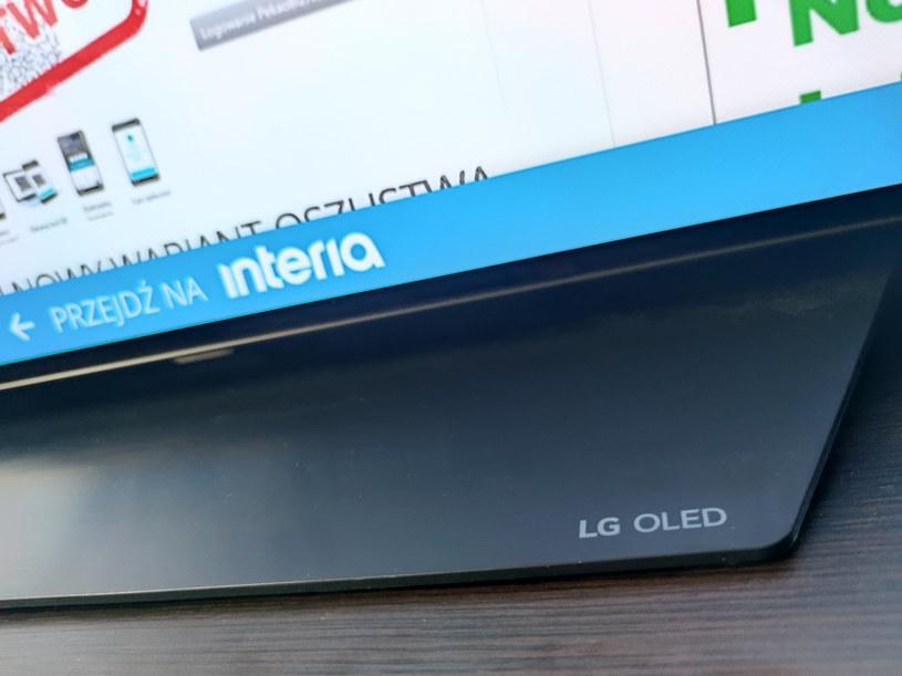 LG OLED 55BX /INTERIA.PL
