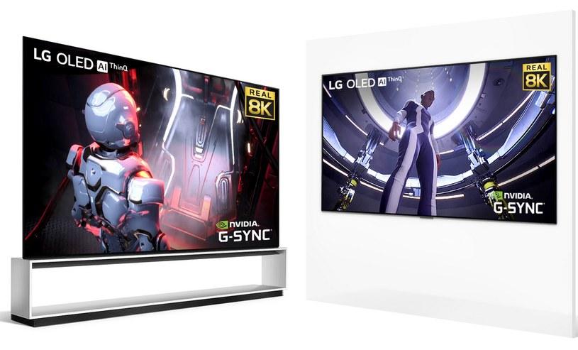 LG OLED 8K /materiały prasowe