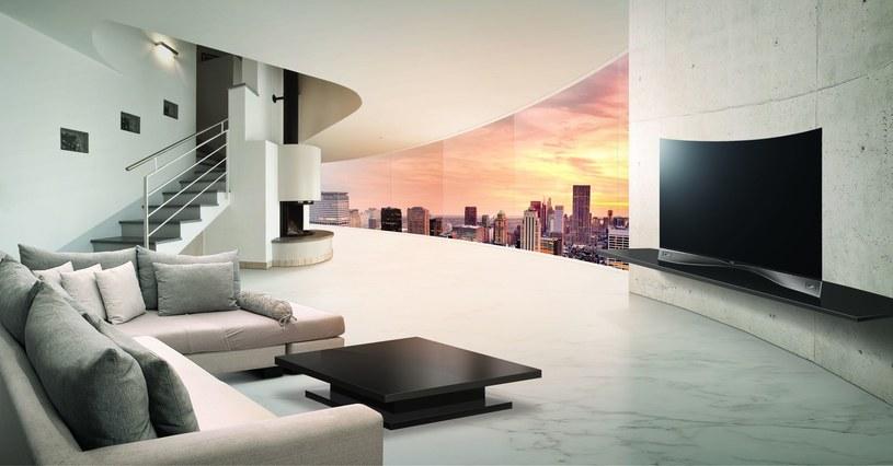 LG OLED TV - firma LG twierdzi, że to nowy etap w rozwoju technologii obrazu /materiały prasowe