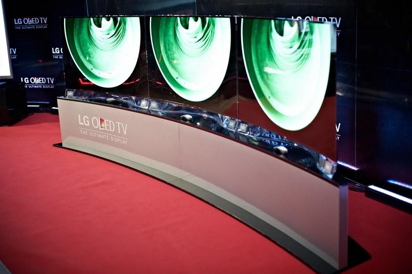 LG OLED TV w Polsce /materiały prasowe