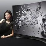 LG OLED TV z 460 kryształami Swarovskiego