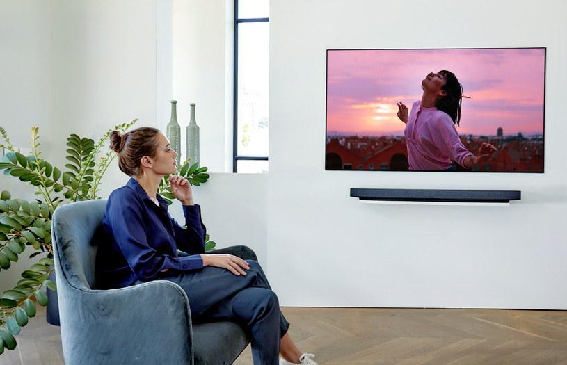 LG OLED TV /materiały prasowe