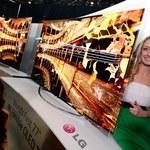 LG OLED z ekranem o regulowanym zakrzywieniu
