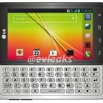 LG Optimus F3Q - slider z QWERTY dla T-Mobile?