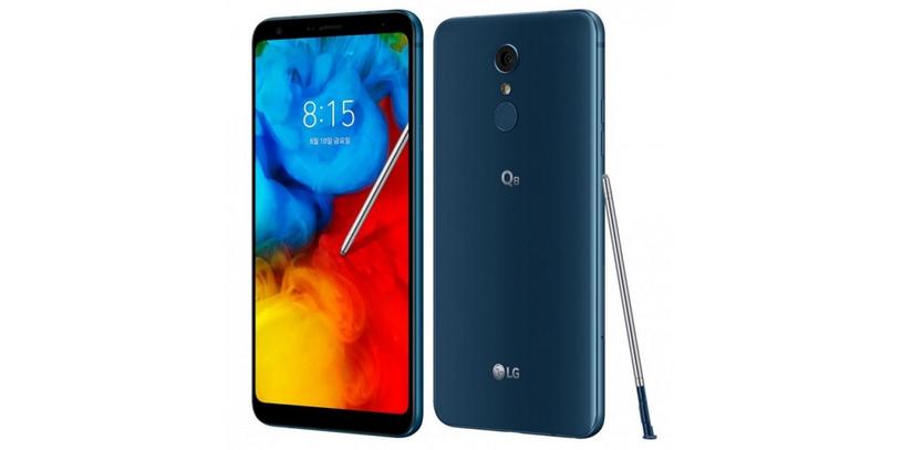 LG Q8 /materiały prasowe